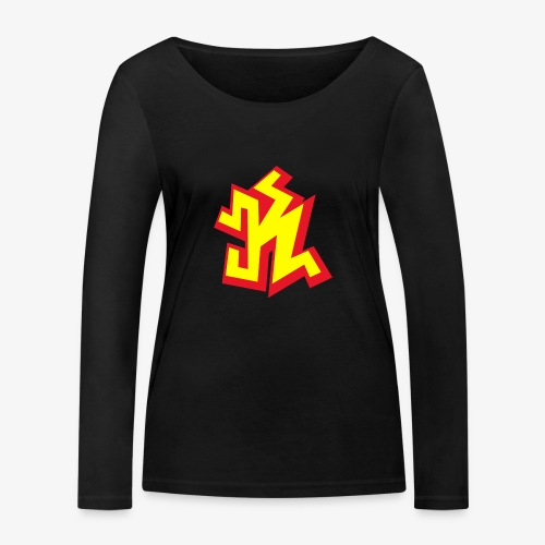 k png - T-shirt manches longues bio Stanley & Stella Femme