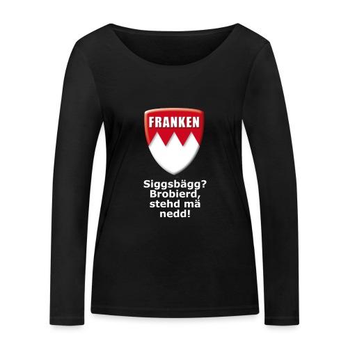 tshirt_siggsbagg - Frauen Bio-Langarmshirt von Stanley & Stella