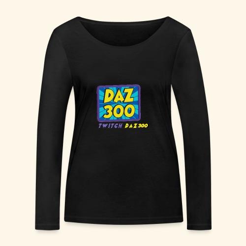 daz logo 2 0 - Women's Organic Longsleeve Shirt by Stanley & Stella