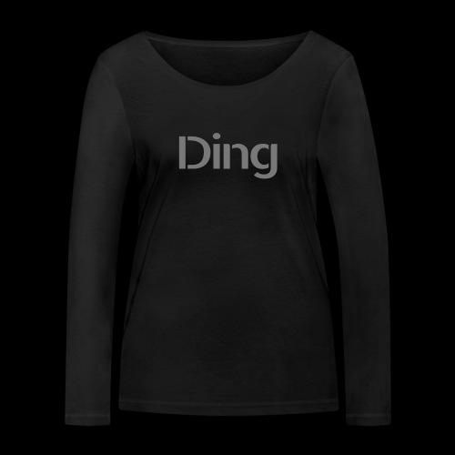 Ding - Frauen Bio-Langarmshirt von Stanley & Stella