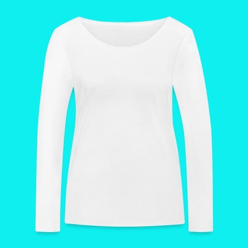 Te si che stai bene - Maglietta a manica lunga ecologica da donna di Stanley & Stella