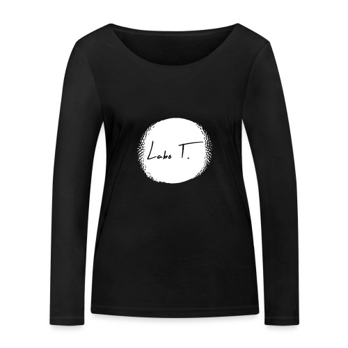 Labo T. - white - T-shirt manches longues bio Stanley & Stella Femme