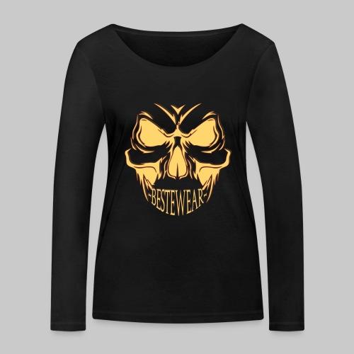 #Bestewear - Bad Punisher - Frauen Bio-Langarmshirt von Stanley & Stella