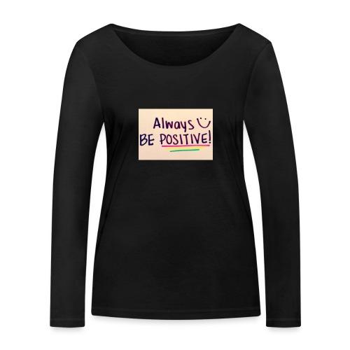 Bamse - Økologisk Stanley & Stella langærmet T-shirt til damer