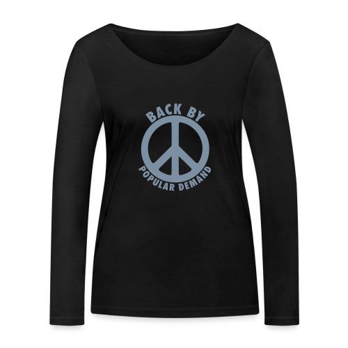 Back by popular demand - Frauen Bio-Langarmshirt von Stanley & Stella