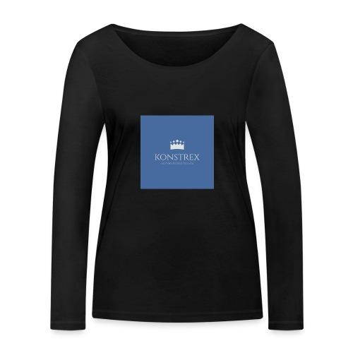 konstrex - Økologisk Stanley & Stella langærmet T-shirt til damer