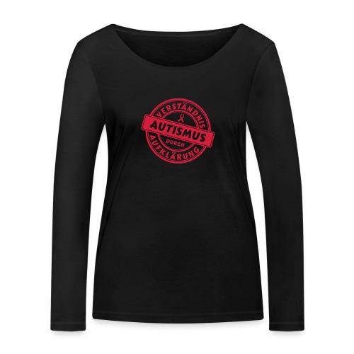 Verständnis durch Aufklärung - Frauen Bio-Langarmshirt von Stanley & Stella