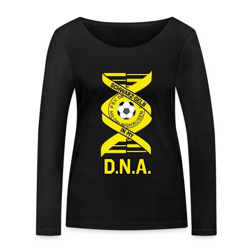 Hildburghausen FSV 06 - IN MY D.N.A. - Frauen Bio-Langarmshirt von Stanley & Stella