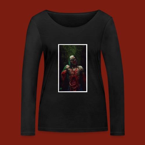 Zombie's Guts - Women's Organic Longsleeve Shirt by Stanley & Stella