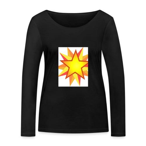 ck star merch - Women's Organic Longsleeve Shirt by Stanley & Stella