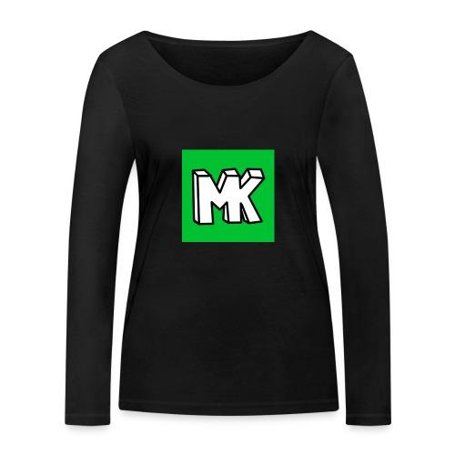 MK - Vrouwen bio shirt met lange mouwen van Stanley & Stella