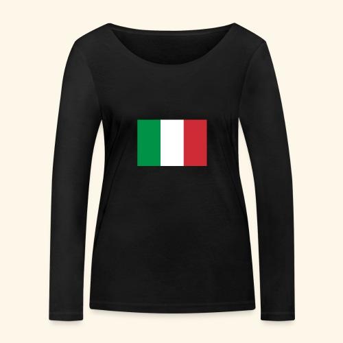 italy 162326 480 - Vrouwen bio shirt met lange mouwen van Stanley & Stella