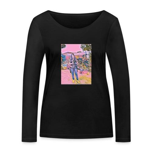 238745309072202 - Women's Organic Longsleeve Shirt by Stanley & Stella