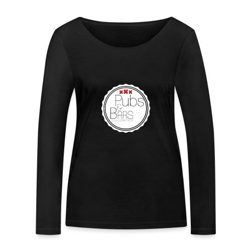 PubsnBars - Vrouwen bio shirt met lange mouwen van Stanley & Stella