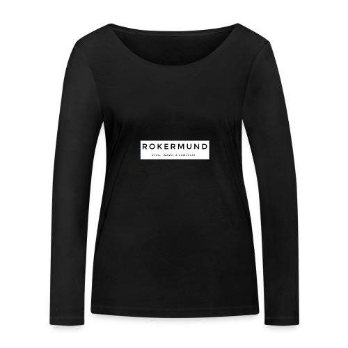 Rokermund - Maglietta a manica lunga ecologica da donna di Stanley & Stella