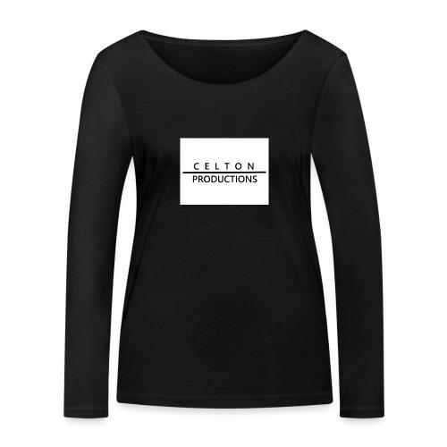 CeltonProductions - Ekologisk långärmad T-shirt dam från Stanley & Stella