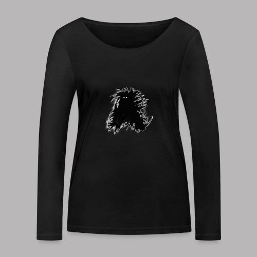 Alan at Attention - Women's Organic Longsleeve Shirt by Stanley & Stella