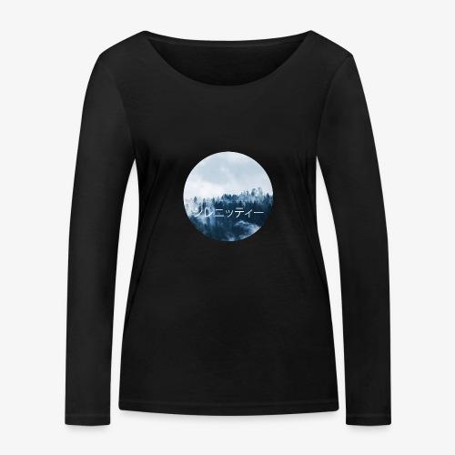 Serenity - Ekologisk långärmad T-shirt dam från Stanley & Stella