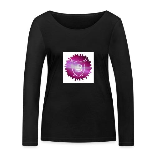 Hustler Brand - T-shirt manches longues bio Stanley & Stella Femme