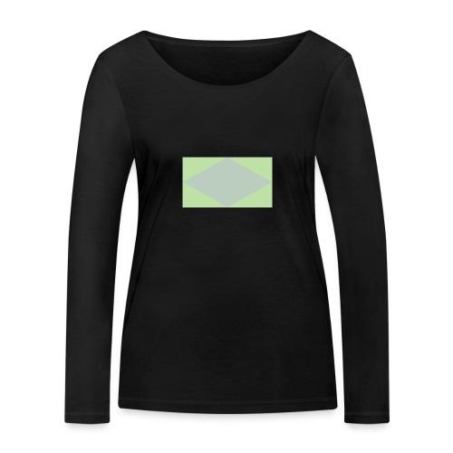 H - Maglietta a manica lunga ecologica da donna di Stanley & Stella