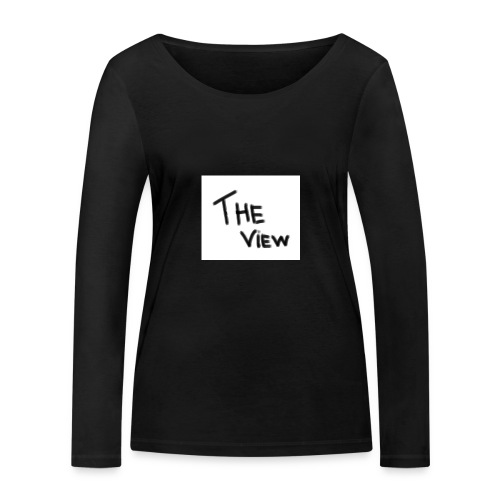 Untitled - Vrouwen bio shirt met lange mouwen van Stanley & Stella