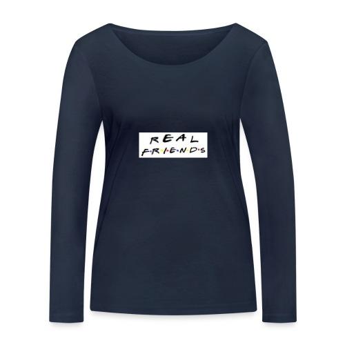 Real freinds - Økologisk Stanley & Stella langærmet T-shirt til damer