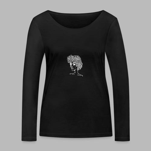 Das ist Leonor. - Frauen Bio-Langarmshirt von Stanley & Stella