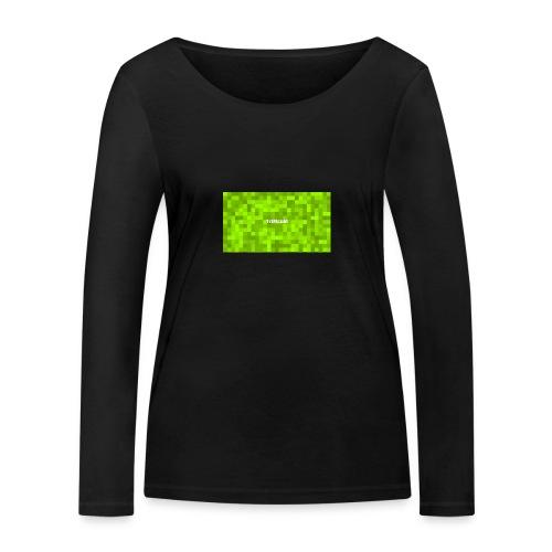 Youtube Triffcold - Frauen Bio-Langarmshirt von Stanley & Stella