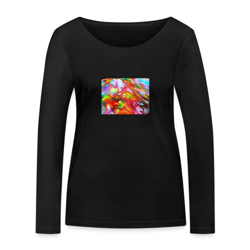 abstract 1 - Women's Organic Longsleeve Shirt by Stanley & Stella