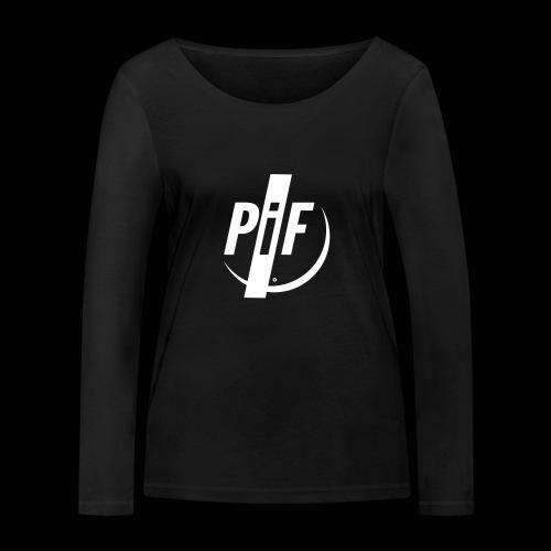 PIF pour Public' Image Factory - T-shirt manches longues bio Stanley & Stella Femme
