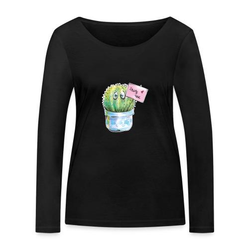 hug me - Frauen Bio-Langarmshirt von Stanley & Stella