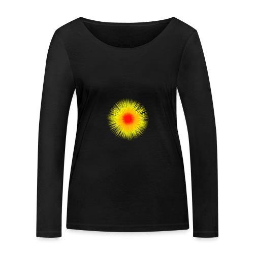 Sonne I - Frauen Bio-Langarmshirt von Stanley & Stella