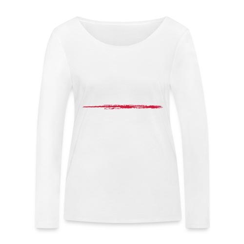 Linie_01 - Frauen Bio-Langarmshirt von Stanley & Stella