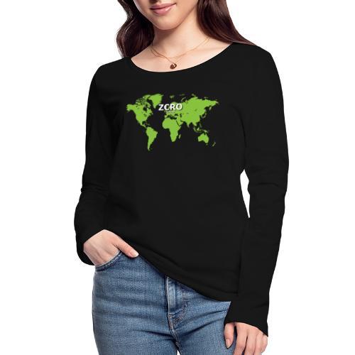 World Z€RO official - Women's Organic Longsleeve Shirt by Stanley & Stella