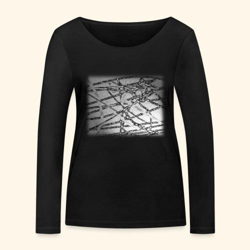 Muster15.png - Frauen Bio-Langarmshirt von Stanley & Stella