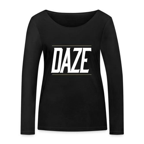 Daze classic - T-shirt manches longues bio Stanley & Stella Femme