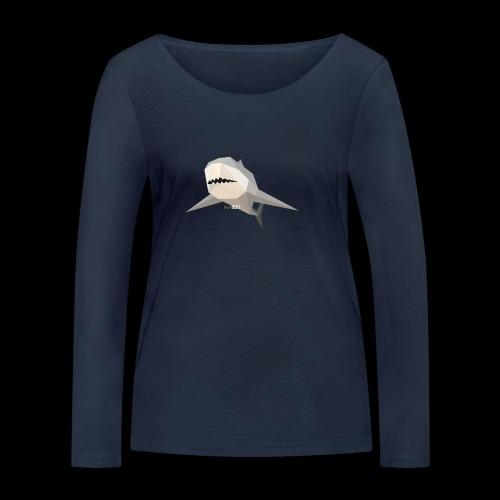 SHARK COLLECTION - Maglietta a manica lunga ecologica da donna di Stanley & Stella