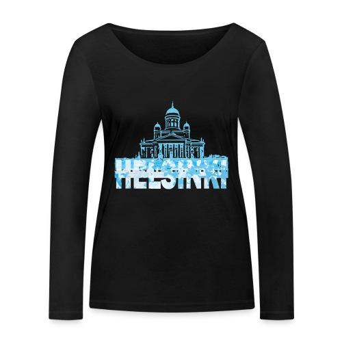 Helsinki Cathedral - Women's Organic Longsleeve Shirt by Stanley & Stella