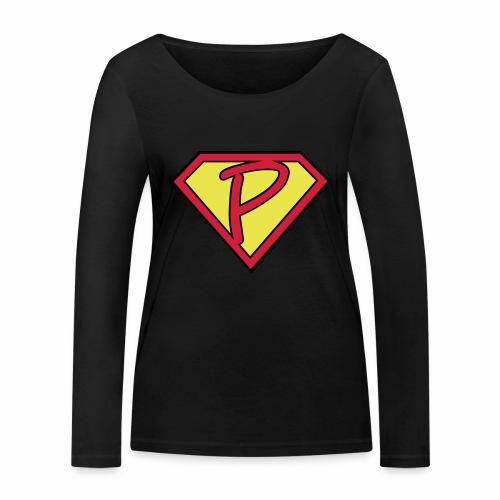 superp 2 - Frauen Bio-Langarmshirt von Stanley & Stella