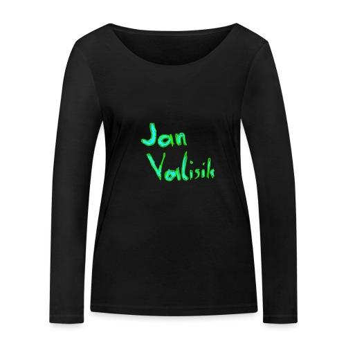 Jans Merch - Frauen Bio-Langarmshirt von Stanley & Stella