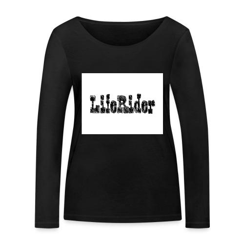LifeRider - Frauen Bio-Langarmshirt von Stanley & Stella