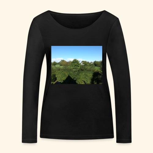 Jolie temps ensoleillé - T-shirt manches longues bio Stanley & Stella Femme