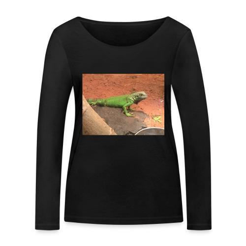 The Leguan - Frauen Bio-Langarmshirt von Stanley & Stella