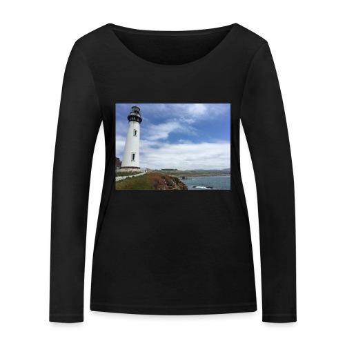 LIGHTHOUSE - Maglietta a manica lunga ecologica da donna di Stanley & Stella