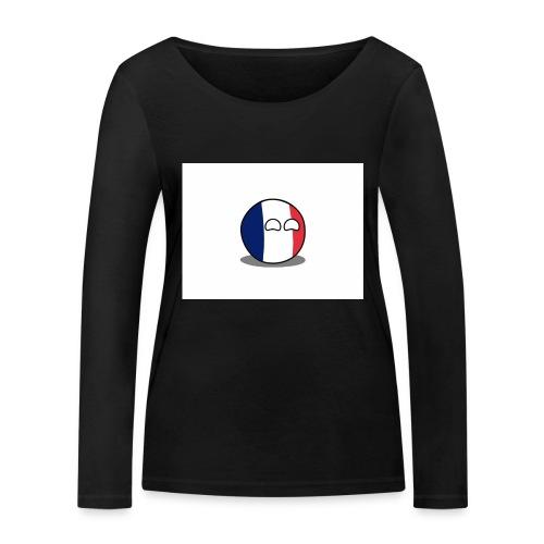 France Simple - T-shirt manches longues bio Stanley & Stella Femme