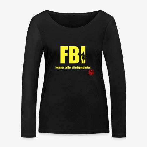 FBI - Women's Organic Longsleeve Shirt by Stanley & Stella