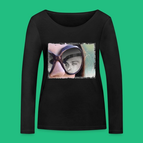 legionairelunette - T-shirt manches longues bio Stanley & Stella Femme