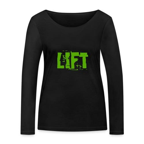 lift - Maglietta a manica lunga ecologica da donna di Stanley & Stella
