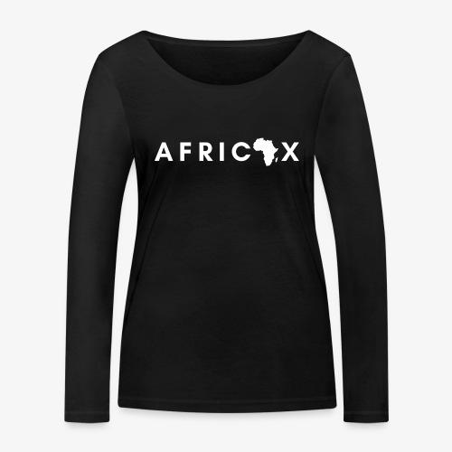 AfricaX - Frauen Bio-Langarmshirt von Stanley & Stella