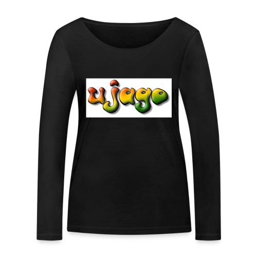 ujago farbig - Frauen Bio-Langarmshirt von Stanley & Stella